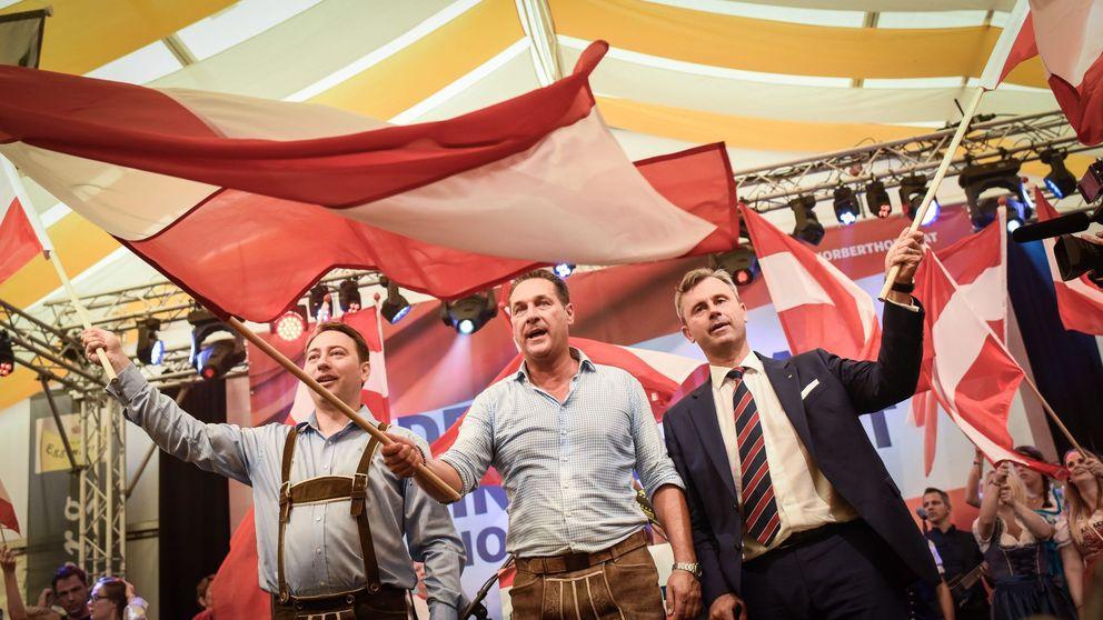 La ultraderecha en Austria, a las puertas de la presidencia tras el retraso electoral