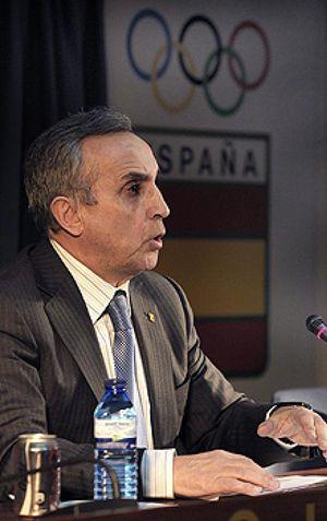 """Alejandro Blanco: """"Creemos en un deporte limpio y lo apoyamos"""""""