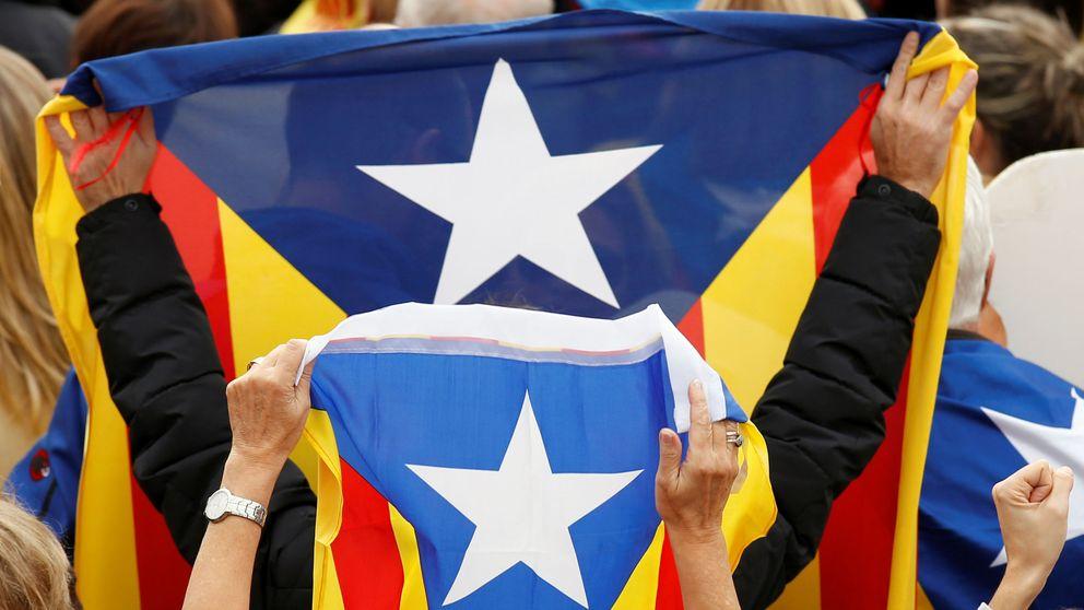 Más críticas a la cabalgata secesionista de Vic: Zoido, Levy, Rajoy... y también Rufián