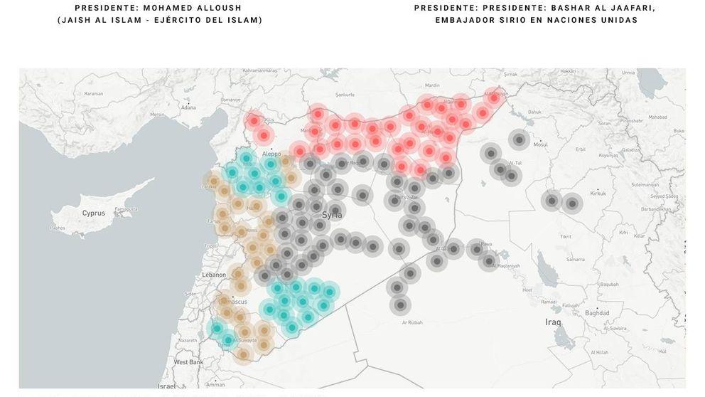 La oposición aceptaría a un Asad en el poder si Bashar es excluido de la transición
