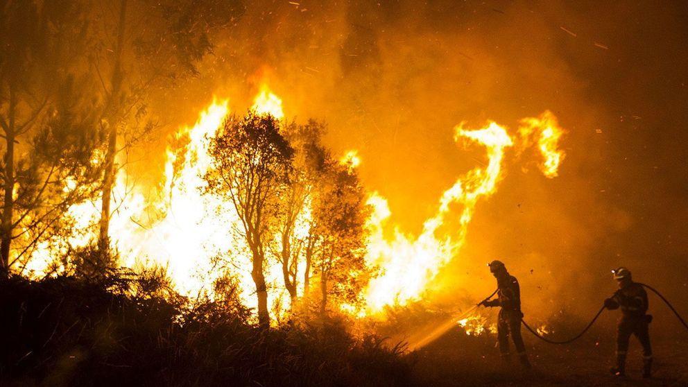 Precariedad laboral entre llamas