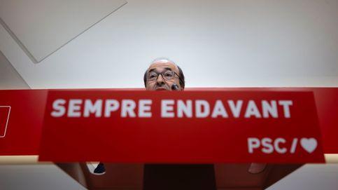 Carpetazo del Constitucional al veto independentista a Iceta en el Parlament