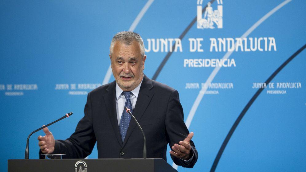 Foto: José Antonio Griñán, expresidente de la Junta de Andalucía, en una imagen de archivo. (EFE)