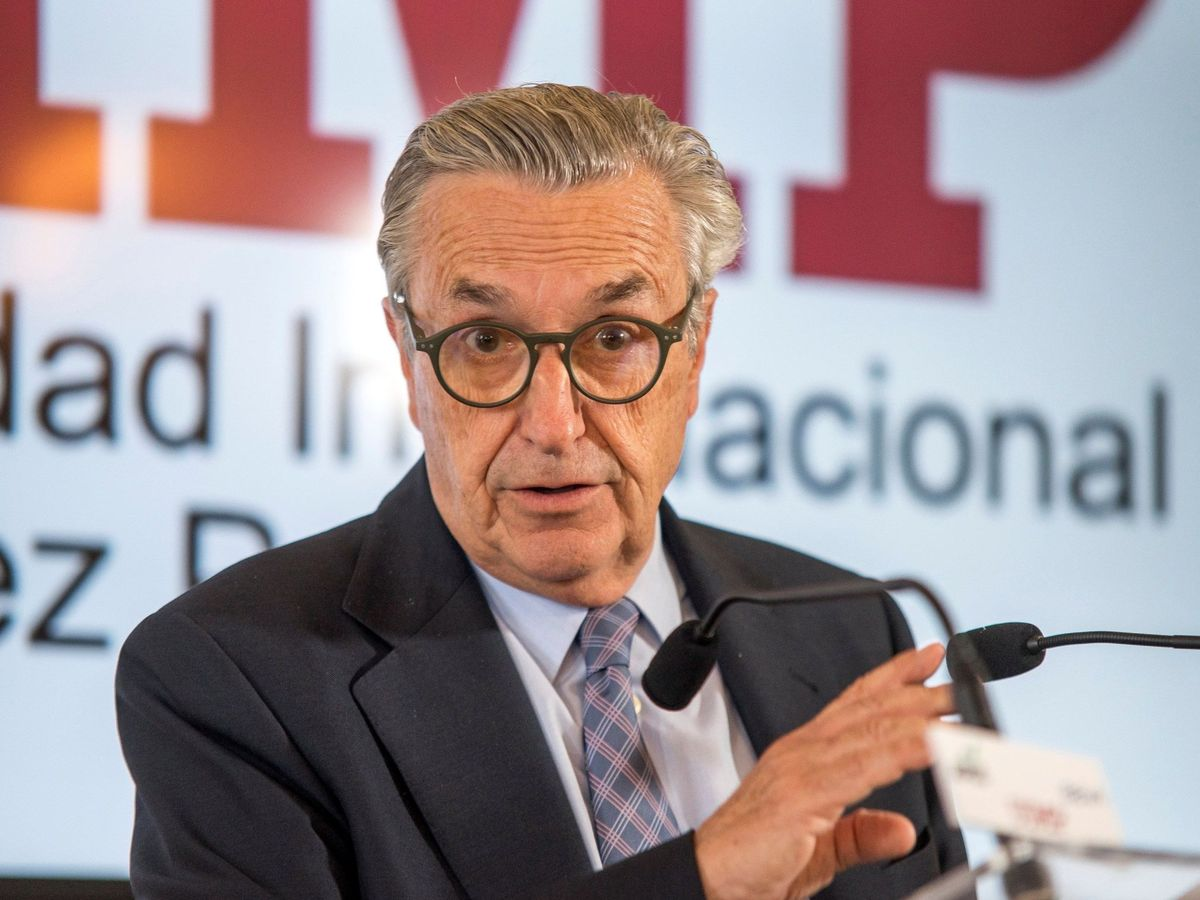 Foto: El presidente de la Comisión Nacional de los Mercados y la Competencia (CNMC), José María Marín Quemada. (EFE)