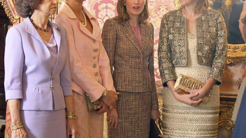 Primicia: la familia real se reúne en una misa homenaje a don Juan de Borbón