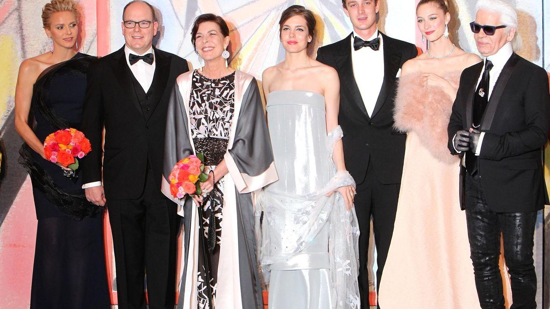 Foto: La familia principesca, en una imagen de 2013 (Gtres)