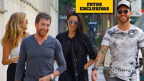 Pilar Rubio y Pablo Motos pasean su buen rollito también fuera del plató