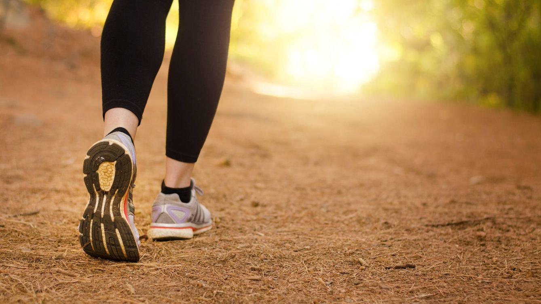 Esta mujer adelgazó 54 kilos andando todos los días en su casa