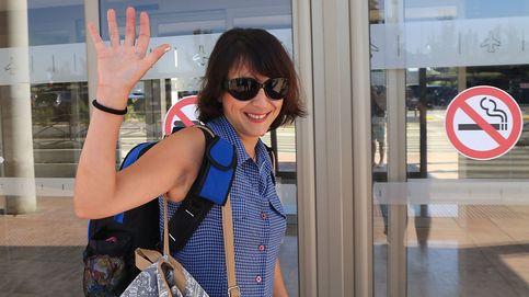 Juana Rivas ya disfruta de sus hijos en Italia