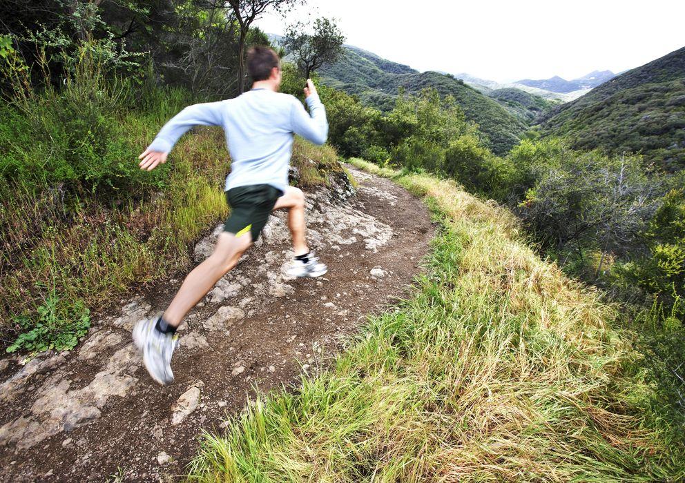 Foto: Si quieres perder peso, plantéate vivir en la montaña. (Corbis)