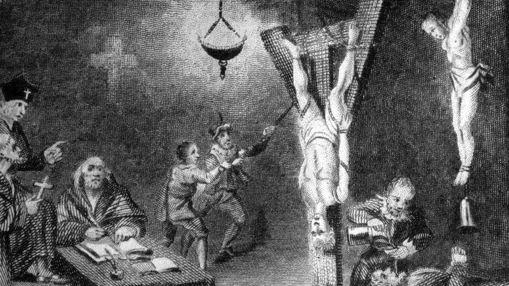 Foto: La Inquisición ejecutó a unas 30 personas al año entre Europa y América de los siglos XVI al XIX. (iStock)