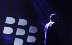 BlackBerry emerge de otro  terremoto con las mismas dudas