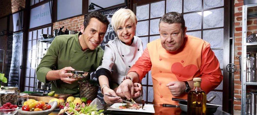 La audiencia se deja seducir por los cocineros: 'Top Chef' se impone con un 16,9%