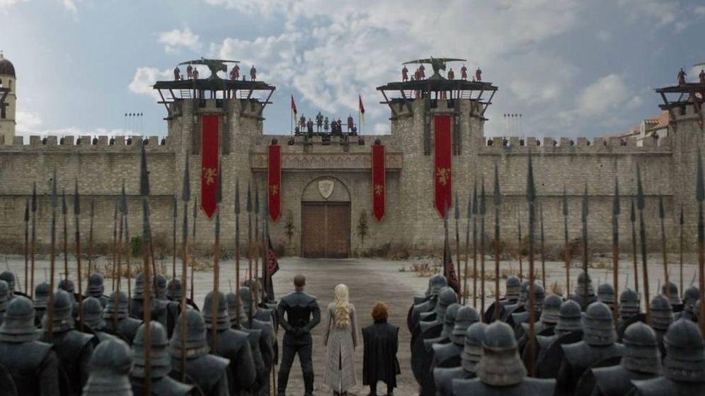 Foto: Desembarco del Rey en la última temporada de 'Juego de Tronos'. (HBO)