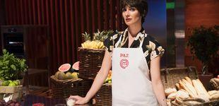 Post de Paz Vega, emocionada por ser la segunda finalista de 'MasterChef Celebrity'