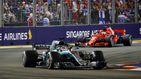 GP de Singapur de F1: horario y dónde ver en TV la carrera del gran premio nocturno