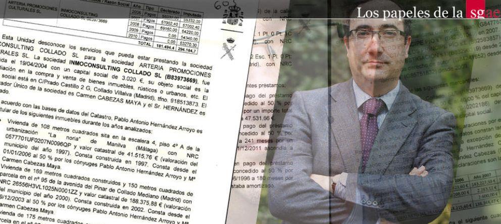Foto: La SGAE premia a su 'número dos' con 500.000 euros antes de echarlo a la calle