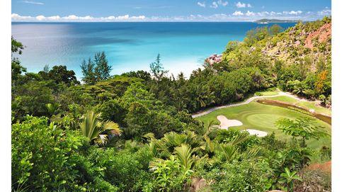 El mejor golf se juega en las islas