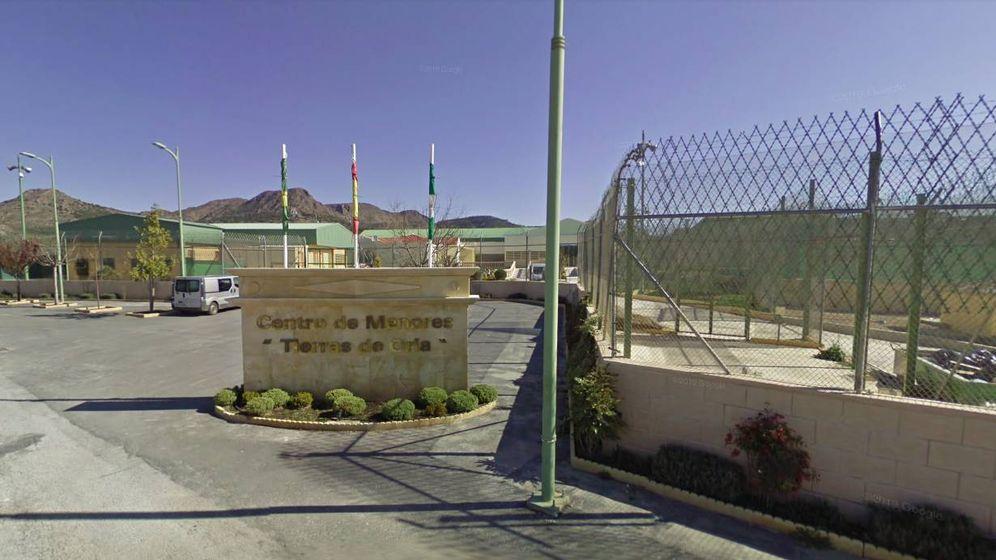 Foto: Centro de Tierras de Oria. (Google Maps)