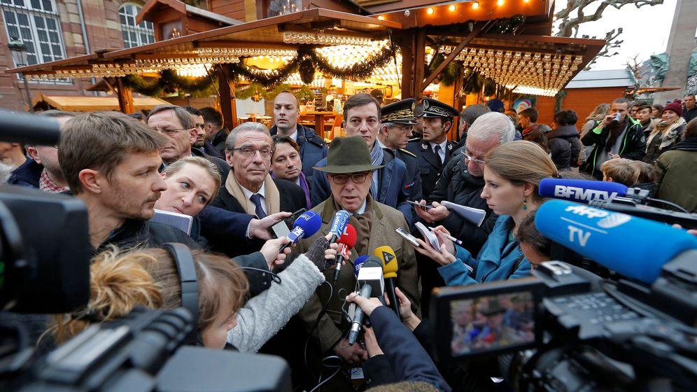 Foto: Bernard Cazeneuve. (Reuters)