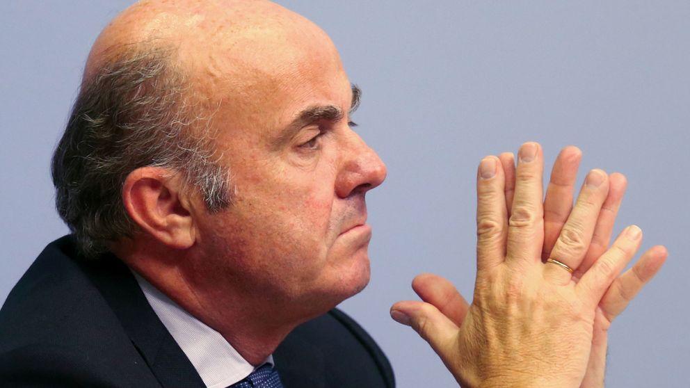 Guindos, responsable de la estabilidad financiera y el riesgo en el BCE de Lagarde