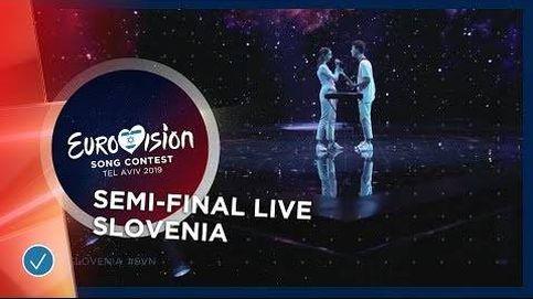 Esta es la canción que Eslovenia lleva a Eurovisión 2019: 'Sebi', interpretada por Zala Kralj & Gašper Šantl