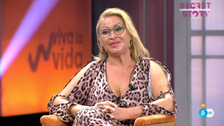 Raquel Mosquera ficha por 'Viva la vida': No tengo miedo a Rocío Carrasco