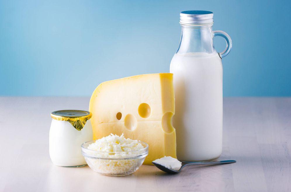 Foto: Los lácteos, protagonistas en el Día Nacional de la Nutrición. (iStock)
