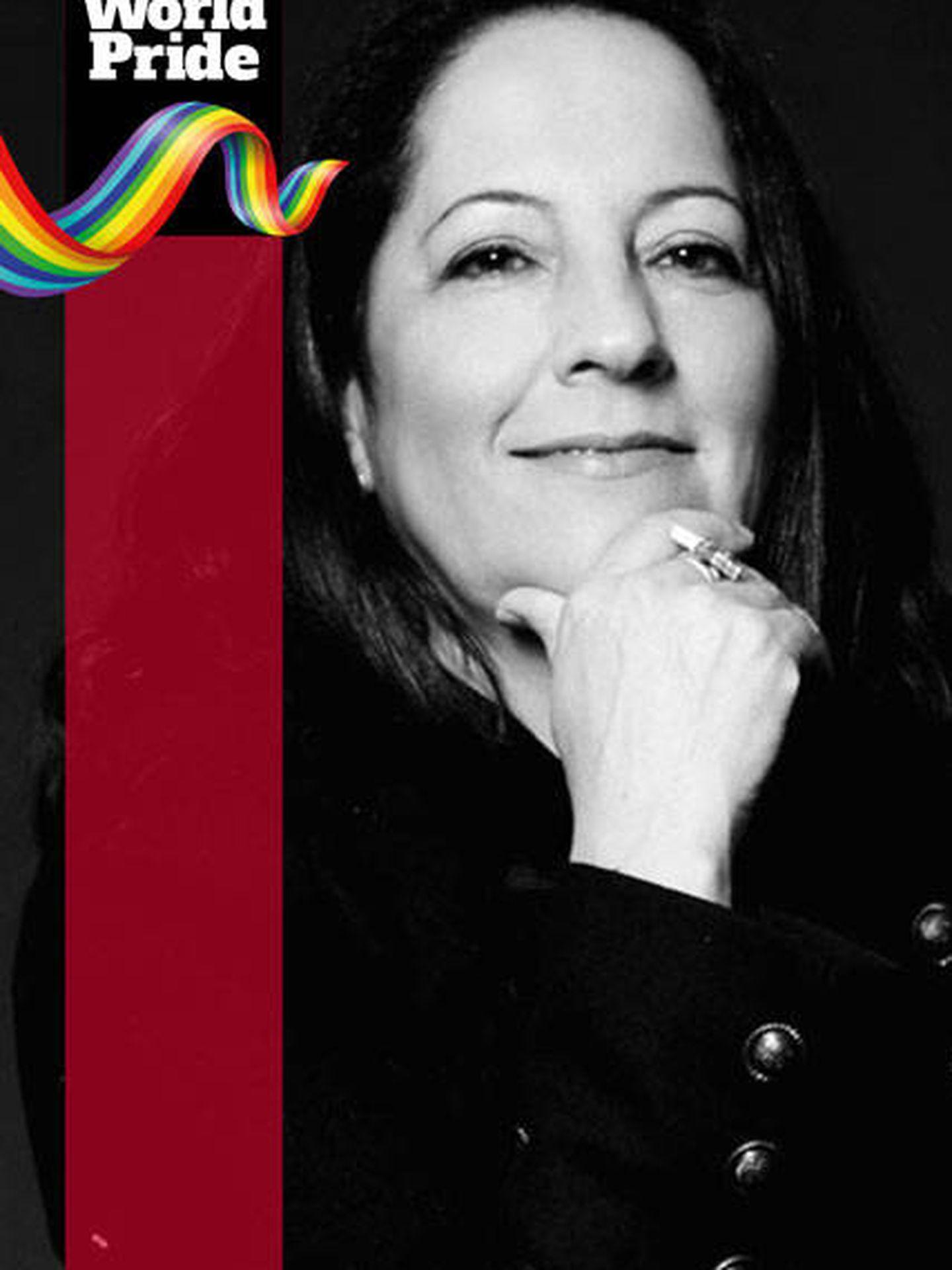 Orgullo LGTBI 2017: Inma Serrano.
