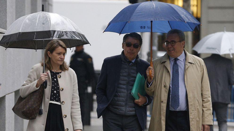 González señala al exconsejero de Sanidad en su declaración ante el juez del caso Púnica