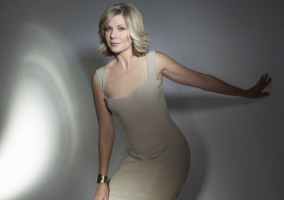 Foto: La actriz Glynis Barber en la actualidad. ¿Cuántos años le echarías? (glynisbarber.com)