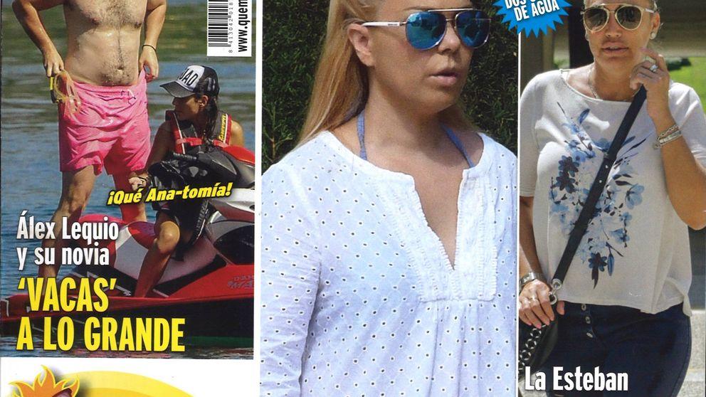 Kiosko rosa de los lunes: el posible embarazo de Paulina y la obsesión de Campanario