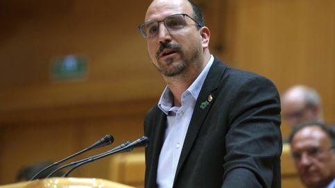 Cs pacta con Teruel Existe y PRC para evitar quedarse sin grupo en el Senado