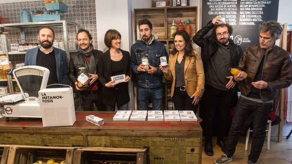 Foto: Artistas apoyan la iniciativa de el Kolmado