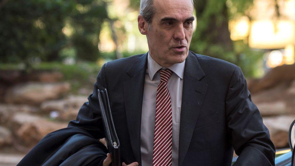 El jefe de Anticorrupción sustituirá a los fiscales del caso Dina frente a Calvente