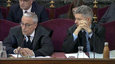Así votó Junqueras: Los Mossos le impidieron el acceso