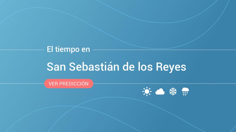 El tiempo en San Sebastián de los Reyes: previsión meteorológica de hoy, jueves 14 de noviembre
