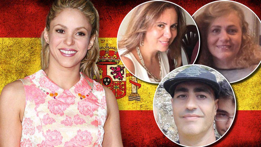 La vida sencilla de la única hermana de Shakira que vive en España