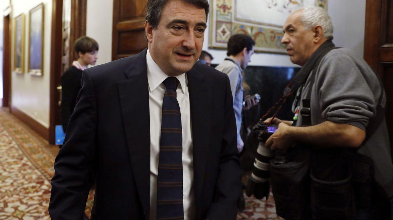 El PNV amenaza con su enmienda contra los Presupuestos en plena crisis por el caso Lezo