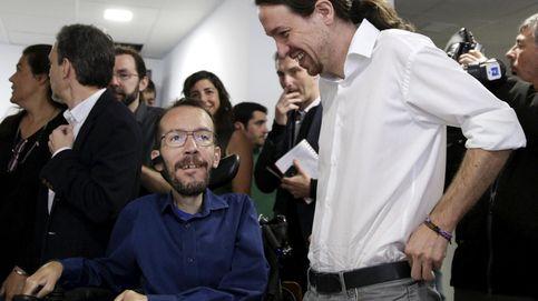 Pablo Iglesias detecta que huele a cambio en Aragón y en Zaragoza