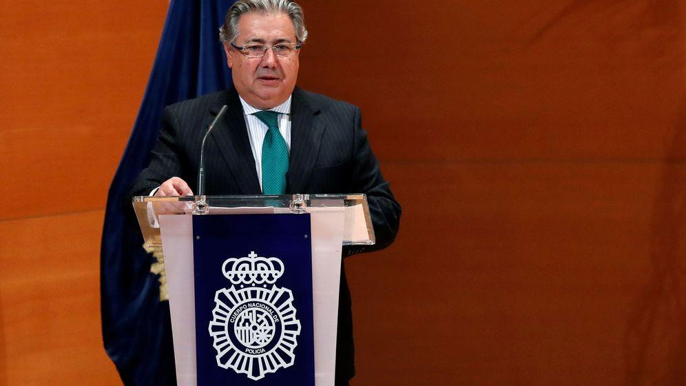 Foto: El ministro del Interior, Juan Ignacio Zoido. (EFE)