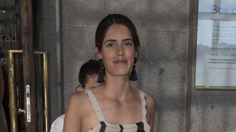 Sofía Palazuelo apuesta por este vestido de Zara para ir al Teatro Real