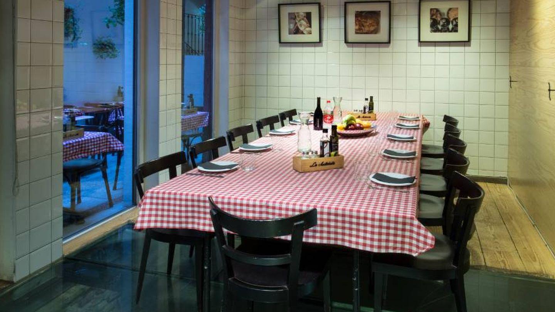La Antoñita, una auténtica casa de comidas.
