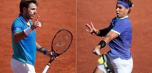 Post de Siga en directo la final de Roland Garros: Stan Wawrinka-Rafa Nadal