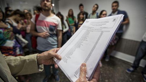 Un tribunal de selectividad suspende al 90% de alumnos: así es el examen de la discordia