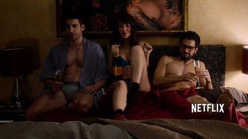 Miguel Ángel Silvestre muestra su lado más gay en 'Sense 8'