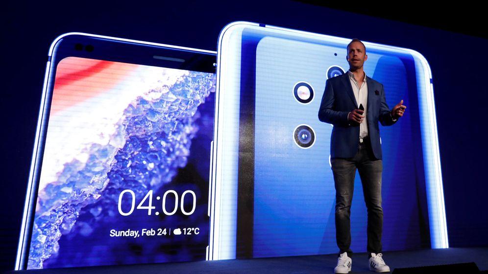 Foto: El nuevo Nokia 9, PureView (Foto: Reuters)