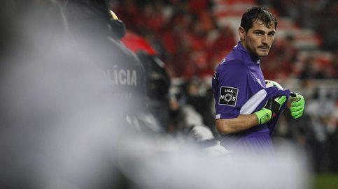 Pinto da Costa, el padrino que abraza a Iker Casillas y lo apuñala por la espalda