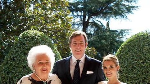 Fotos inéditas: la boda de Andrea Pascual y Beltrán Gómez-Acebo (y por qué no fue Letizia)