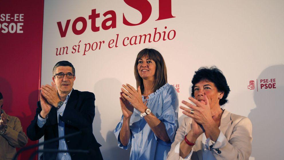 Sánchez pierde su primera batalla para atraer al votante de López en el País Vasco